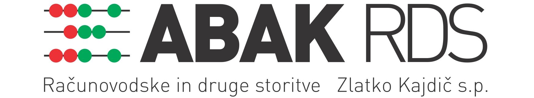 ABAK RDS, Računovodske in druge storitve, Zlatko Kajdič s.p.